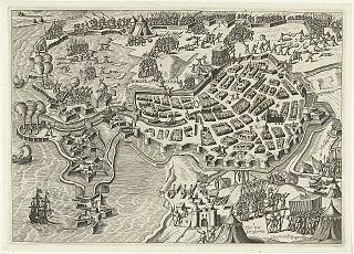 Siege of Bergen op Zoom (1588)