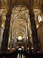 Belem, Interior of Mosteiro dos Jerónimos P1000031.JPG