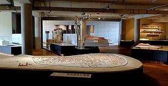 Gallo-Roman Museum, Tongeren - Image: Belgisch limburg 452