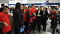 Belgium national football team at Samsung.jpg