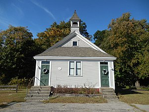 Belknap, Rhode Island - Belknap School