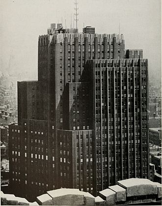 32 Avenue of the Americas - Approximately 1950
