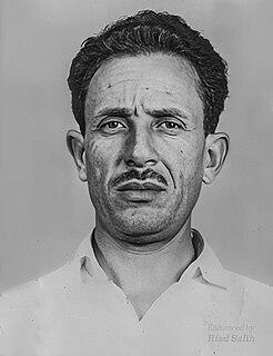Mostefa Ben Boulaïd Algerian politician