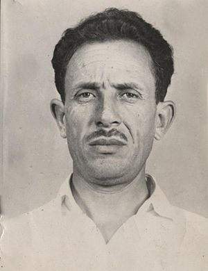 "Mostefa Ben Boulaïd - Mustapha Benboulaïd, the ""father of the Algerian revolution""."