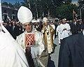 Bendición de la catedral por Juan Pablo II (1993) - 42075643614.jpg