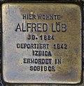 Bendorf, Bachstr. 1, Stolperstein Alfred Löb.jpg