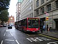 Bendybus on Great Central Street - geograph.org.uk - 3008015.jpg