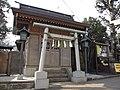 Benten Shrine (弁天社) in Taishido Hachiman Shrine (太子堂八幡神社) - panoramio.jpg