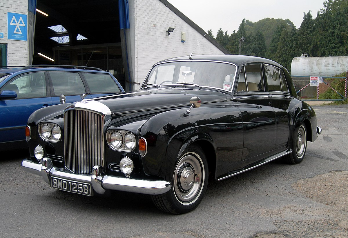 Rolls Royce Silver Cloud >> Bentley S3 - Wikipedia