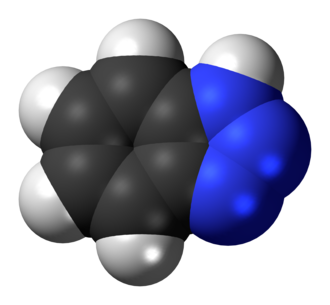 Benzotriazole - Image: Benzotriazole 3D spacefill
