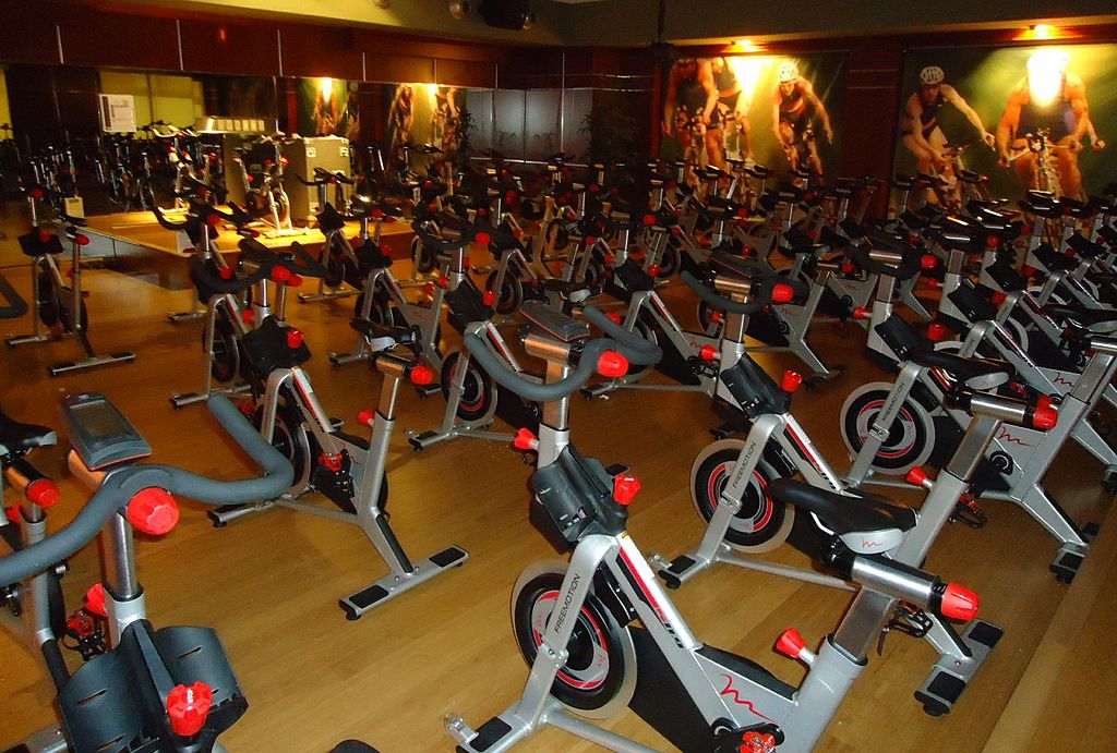 File berkeley heights nj cycling exercise room g