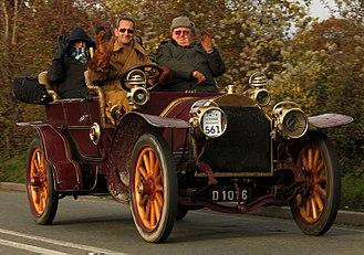 Berliet - Berliet 40HP Tourer 1904