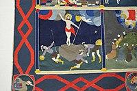 Berlin, Museum Europäischer Kulturen, Fleckelteppich NIK 0620.jpg