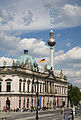 Berlin- Unter den Linden boulevard and the Television Tower - 3806.jpg