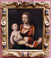 Bernardino luini, madonna col bambino con mela.JPG