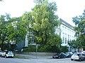 Berufsgenossenschaft für Fahrzeughaltungen BV 9 - Gebäude.JPG