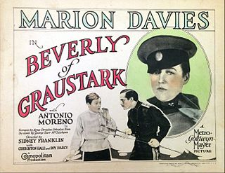 <i>Beverly of Graustark</i> 1926 film by Sidney Franklin