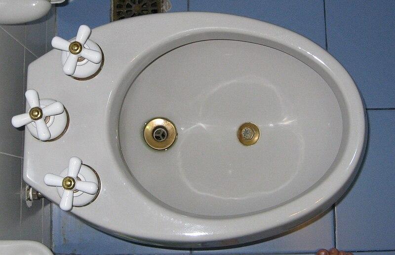 Quitar El Bidet Del Baño:Es un elemento habitual del cuarto de baño de muchos países, y