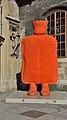 Big Mutter by Erwin Wurm at Stephansplatz, Vienna 03.jpg