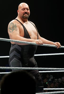 Big Show in April 2016.jpg