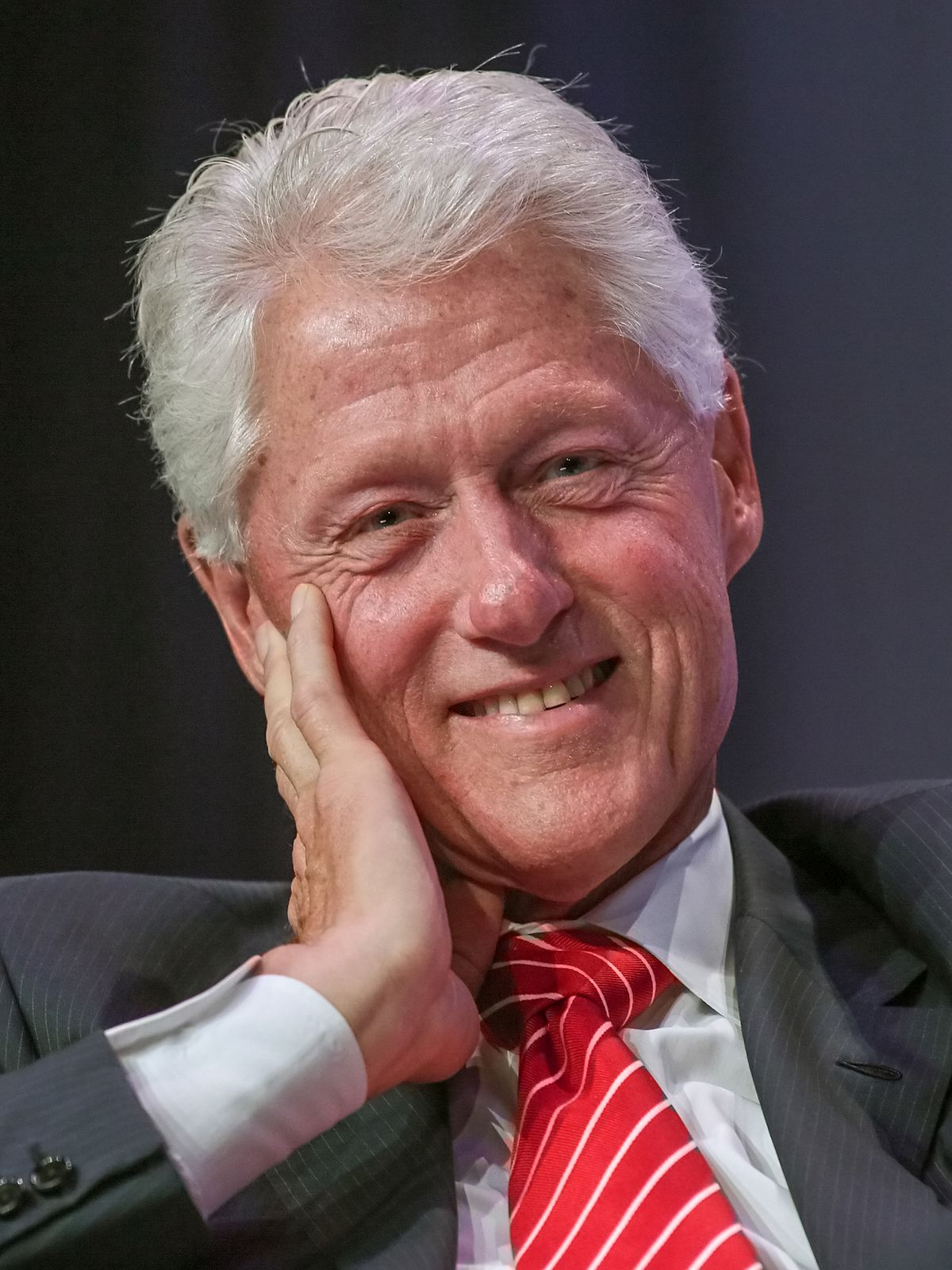 Bill Clinton Wikipedia Le Encyclopedia Libere - Wikipedia bill clinton