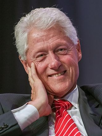 Clinton Foundation - Former President of the United States Bill Clinton