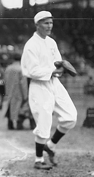 William Fischer (baseball) - Bill Fischer with the Brooklyn Robins in 1914.