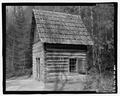 Biltmore Forestry School, Dr. Schenk's House, Brevard, Transylvania County, NC HABS NC-402-E-4.tif