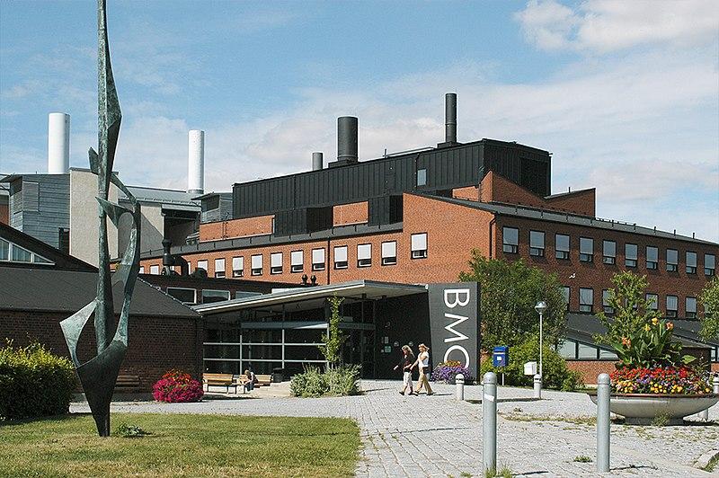 مرکز بیومدیکال دانشگاه لوند سوئد