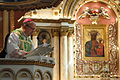 Bishop Francis R. Reiss, Preaching 2012.jpg