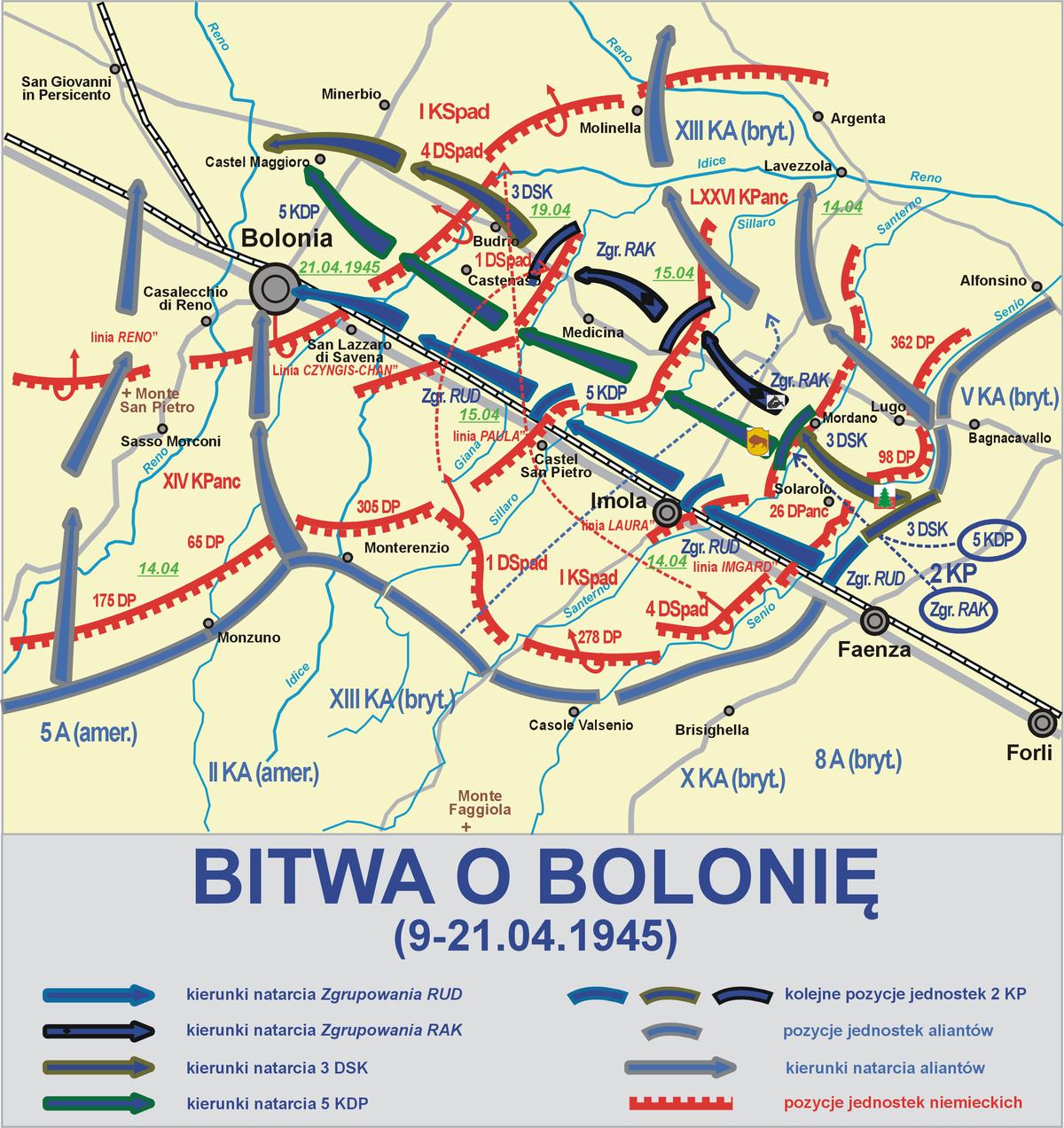 fintyre bologna map - photo#19