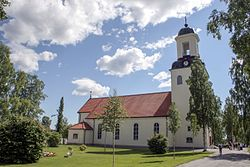 Bjurholm church
