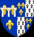 Blason de Claude de France en 1514-1515.png