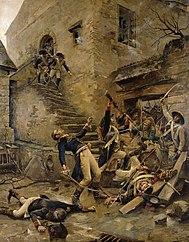 Mort du général Beaupuy