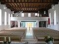 Blitzenreute Pfarrkirche innen Blick zur Empore.jpg