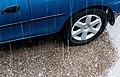 Blue Mazda in the rain 2.jpg