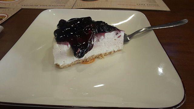 Any Berry Cake
