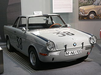 BMW 700 - Race-prepared BMW 700 Sport