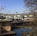 Boats on Lake Union, Seattle, 1968.jpg