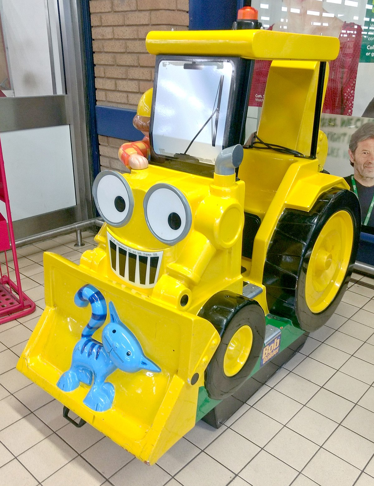 list of bob the builder characters wikipedia