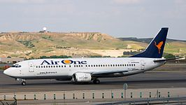 Air One Boeing 737-4Y0