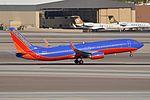Boeing 737-8H4(w) 'N8320J' Southwest (28941737085).jpg
