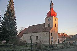 Bohdaneč - kostel Zvěstování Panny Marie.jpg