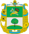 Coat of arms of Bohodukhiv Raion