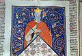 Bologna, gregorio IX, decretales con commento di bernardo da parma, e testi di innocenzo IV e gregorio X, 1290 ca., 03.jpg