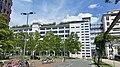 Bomen op het dak in Strijp-S in Eindhoven (48023562136).jpg