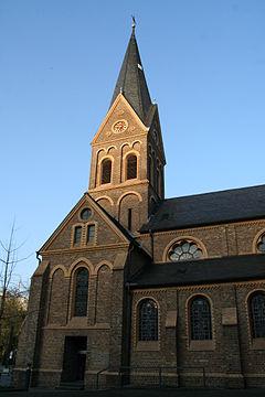 Bonn-Dottendorf, St. Quirinus 4