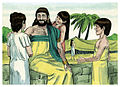 Book of Job Chapter 1-2 (Bible Illustrations by Sweet Media).jpg