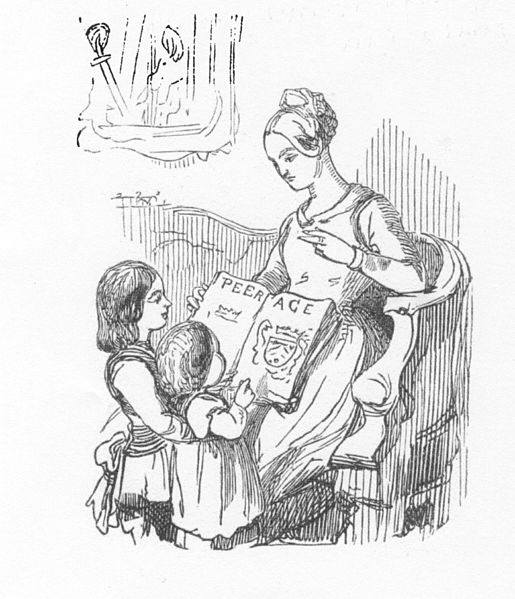 Estampes, gravures, portraits et dessins - Page 4 515px-Book_of_Snobs_III-page_15_%28bis%29