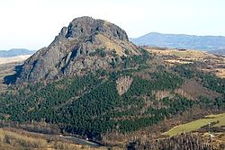 Bořeň ze Želenického vrchu